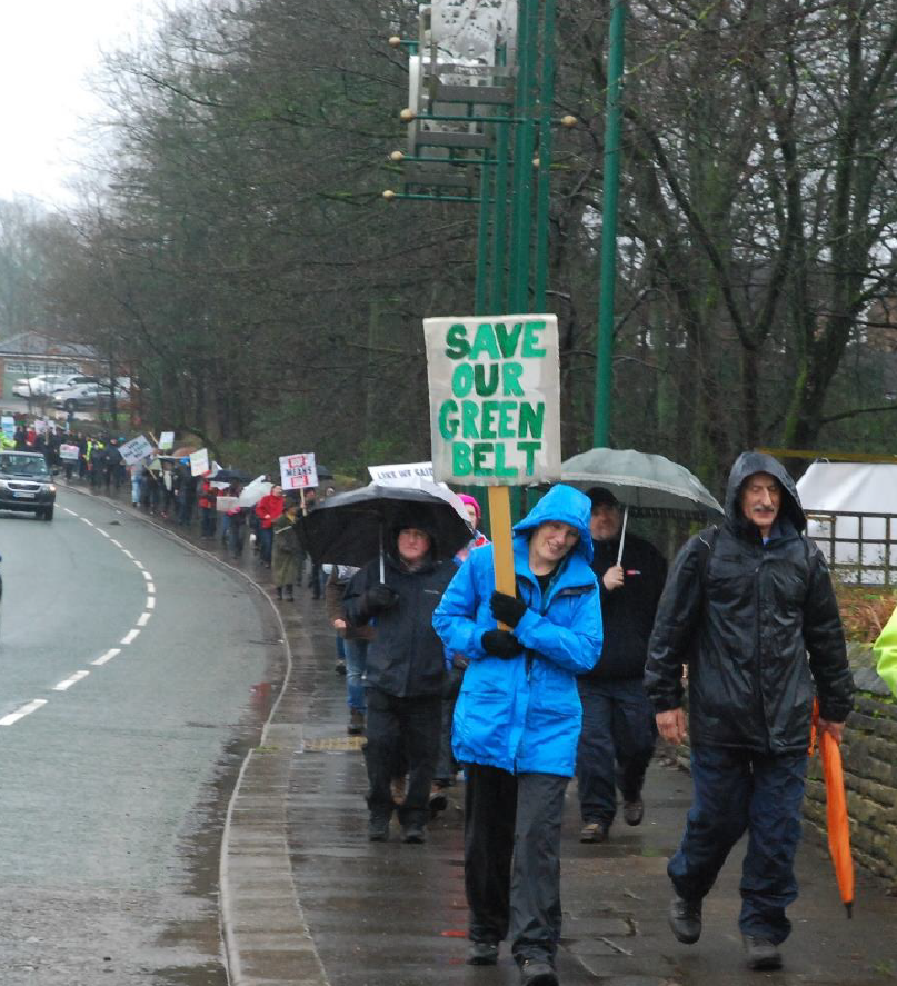 Save our Green Belt